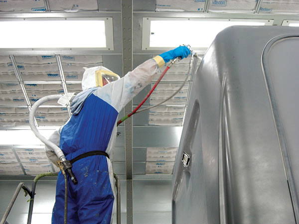 Automotive Finishing Painting